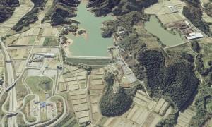 桜ヶ池シーン
