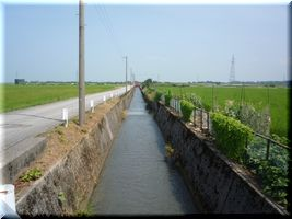 左岸連絡用水路1